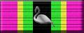 Kinko Flamingo Veteran Level 1